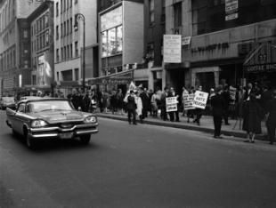 Manifestación Consulado Español NY_2