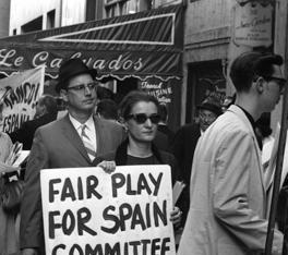 Manifestación Consulado Español NY_6