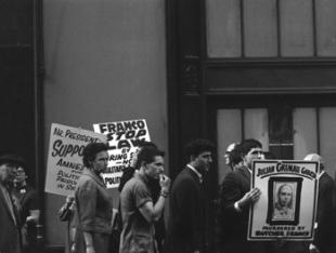 Manifestación Consulado Español NY_9