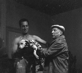 Pablo Picasso - Luis Miguel Dominguin