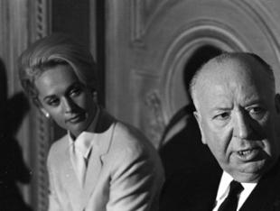 Tippi Hedren - Alfred Hitchcock